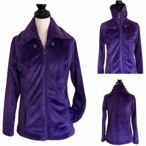 MERRELL Soft Fleece Zip Up Jacket
